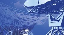 Antena de estación terrestre