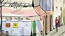 Café de la esquina