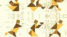 Juego chino: Tangram
