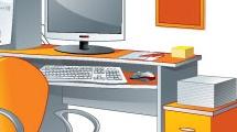 Oficina anaranjada