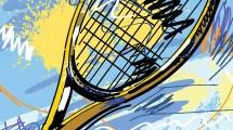Raqueta y pelota