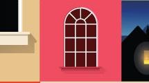 Set con ventanas