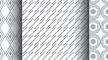 12 fondos con patrones abstractos