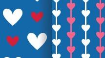 Fondos con corazones