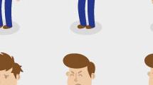 Personas con diferentes síntomas