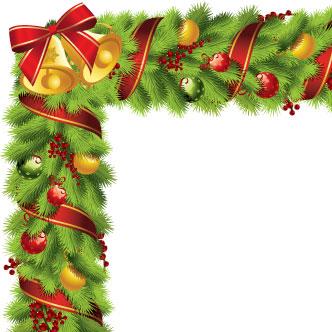 Borde Navidad