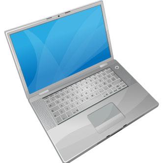 Vector Gratis De Computadora Portatil