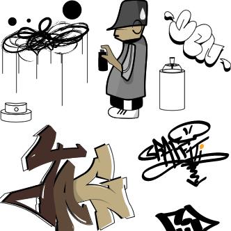 Graffitis De Dibujos