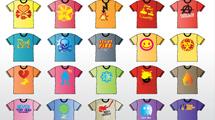20 camisetas con diseños