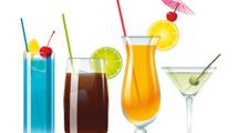 4 tragos con alcohol