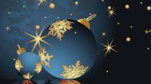 6 fondos de Navidad