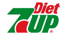 Logo 7UP Diet