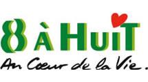 Logo 8 a huit Au Coeur de la Vie
