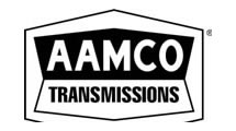 Logo AAMCO Transmissions