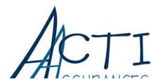 Logo Acti assurances