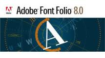 Logo Adobe Font Folio