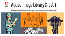 Logo Adobe Image Library ClipArt