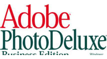 Logo Adobe PhotoDeluxe