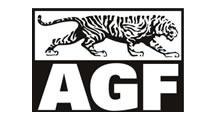 Logo AGF groupe de fond