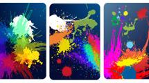 Agua y pintura