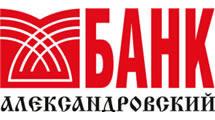 Logo Aleksandrovskiy bank