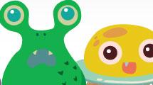 Alienígenas y monstruos