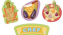 Alimentos con costuras