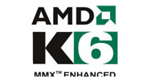 Logo AMD K6