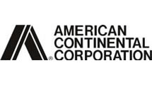 Logo American Continental Corp