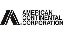 Logo American Continental Corp