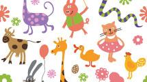 Animales Infantiles