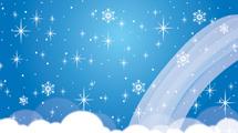 Arco Iris en invierno