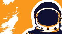Astronauta grunge