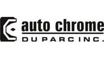 Logo Auto Chrome du Parc