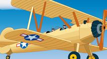 Avión Vintage