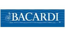 Logo Bacardi blue