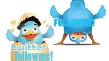 Badget Twitter 3