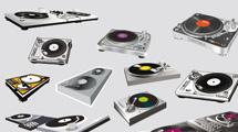 Bandejas de DJ