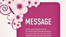 Banner rosa