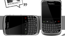 Blackberry Cruve 9300