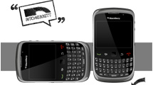 BlackBerry negro