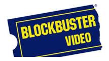 Logo Blockbuster video