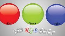 Bolas RGB