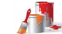 Bote de pintura