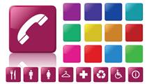 Botones e iconos para sitios web