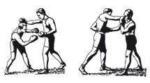 Boxeo vintage