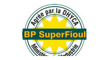 Logo BP SuperFioul