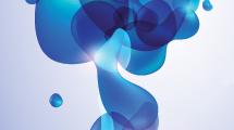 Burbujas de líquido