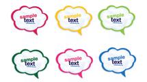 Burbujas de texto