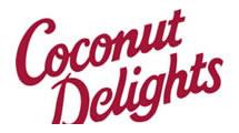 Logo Burto Coconut Delights